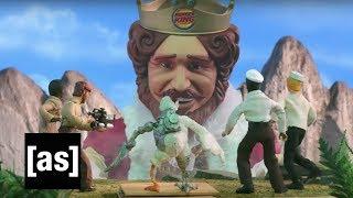 Burger King   Robot Chicken   [sponsored content]