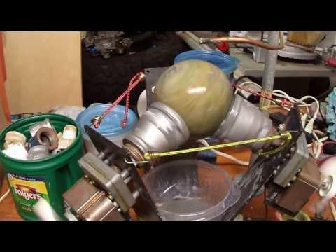 Lapidary sphere machine