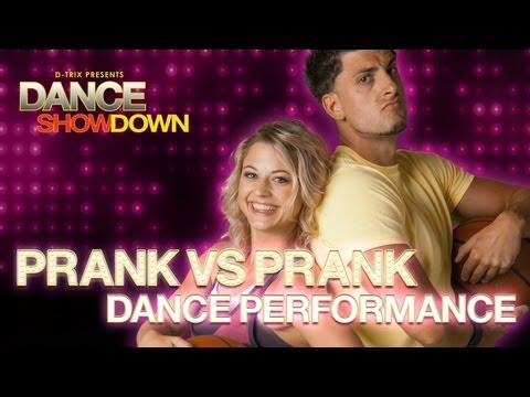 Dance Showdown Presented by D-trix - PrankvsPrank Dance Performance (Episode 5)