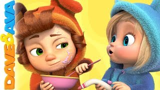 🤗 Baby Songs   Dave and Ava   Nursery Rhymes 🤗