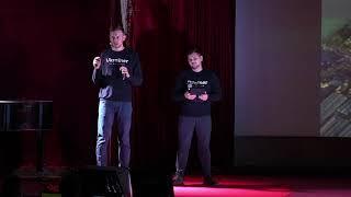 """""""Страх змін""""   Богдан Логвиненко & Микола Носок   TEDxIvanoFrankivsk"""