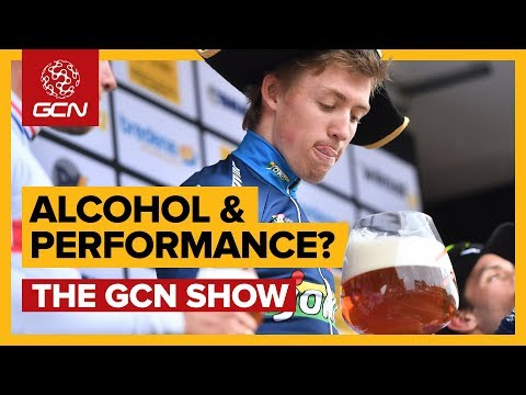 Does Alcohol Affect Cycling Performance? | The GCN Show Ep. 271