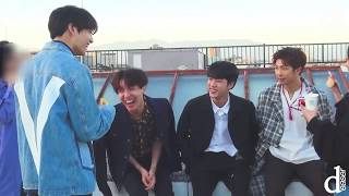 [Dessert] '방탄소년단'(BTS) : 제이홉 웃음코드_정국