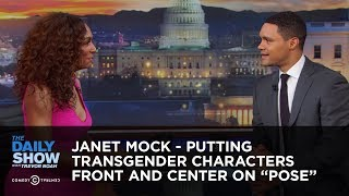 "Janet Mock - Putting Transgender Characters Front and Center on ""Pose"" 