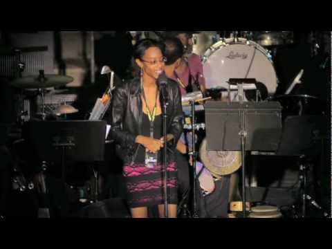 HOT - GIA SCOTT-HERON (original poem) feat Joshua Silverstein (beat box)