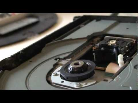 Xbox 360 HOW to fix grinding noise permanently.... not the magnet thing