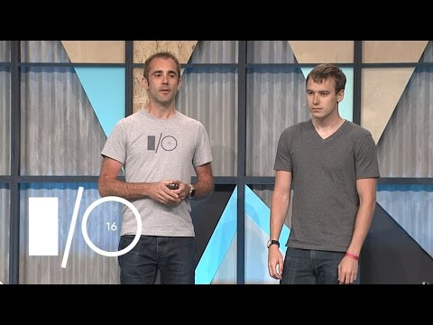 Bring your Android app to Android TV in minutes - Google I/O 2016