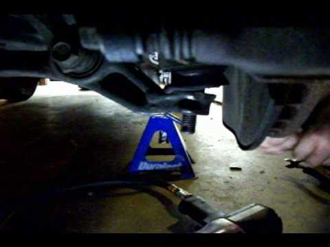 How to Remove Transmission Honda Accord 90-02
