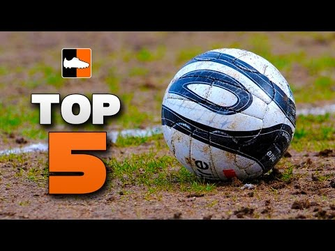 Top 5 Football Boots for Wet & Muddy Pitches