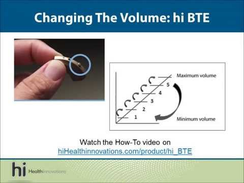 Improve hearing with hi HealthInnovations Hearing Aid Help