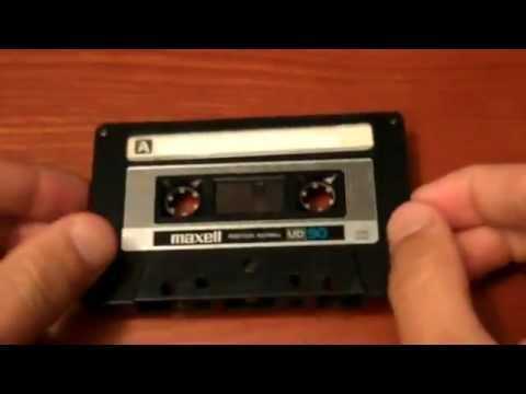 How to Fix a Cassette Tape