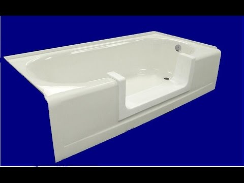Existing tubs cut & converted to walk-in showers: Cleveland Akron Ohio / Erie Pennsylvania
