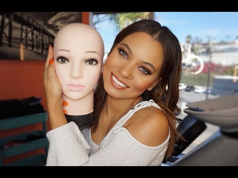 My Beauty School Experience! | Brittney Gray