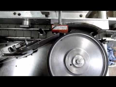 Newman Labelling machine 5FL