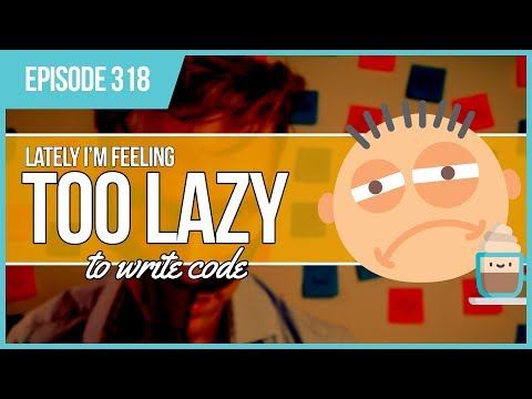 JMS318: I'm Too Lazy to Write Code