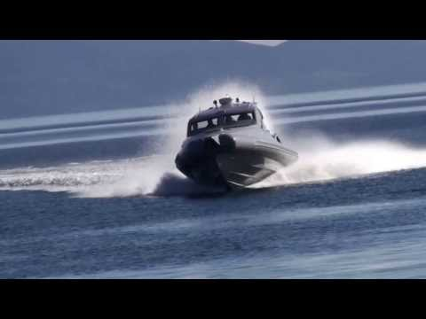 High speed  motor boat - 70+ knot.
