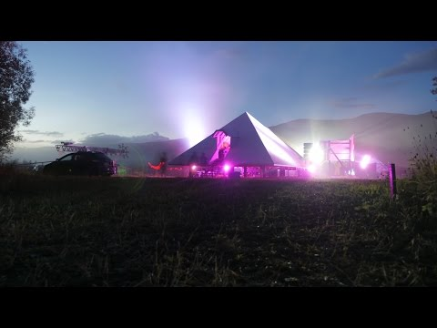 Awakening Music Festival - Documentary Film Vlog - Sukunka Valley BC Canada