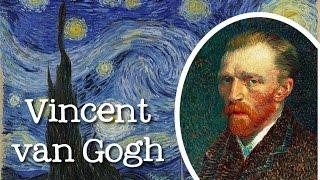Vincent Van Gogh For Children Biography For Kids Freeschool