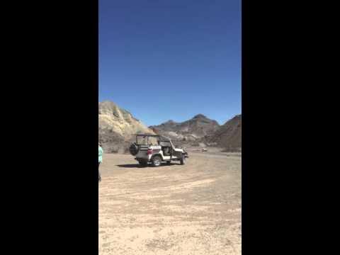 Jeep tour - Big Bend March 2016