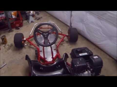 Teardown and Predator Install - Go Kart Build Part 1