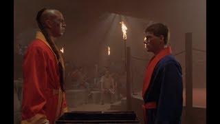 Tong Po Vs Kurt Sloan (Kickboxer, 1989)
