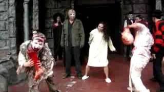 Apresentação Dos Monstros  Do Play Center   2008