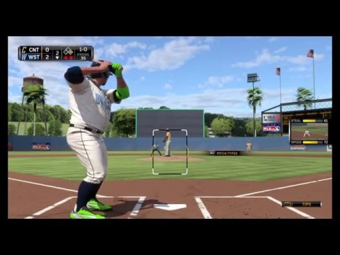 MLB 15 Road To The Show Part 1 - Benny NO's Stomach