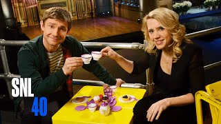 Download SNL Host Martin Freeman and Kate McKinnon Have A Tea Party Video