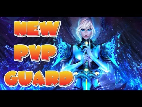 New Guardian PvP Gameplay + Build Guild Wars 2 Season 5 Ranked Dragon Hunter