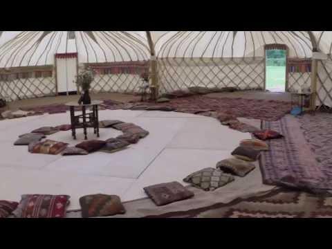 The Grand Multi Yurt handmade by Fairlove Yurts