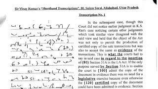 80 WPM, Shorthand Dictation, Kailash Chandra, Volume 2