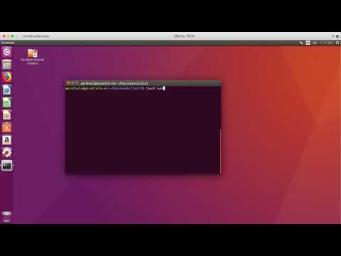 01 Basic Linux Terminal Commands (2018)