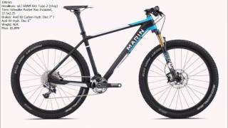 """TOP 10 MOST WANTED MTB Hardtails 27.5"""" (650b) 2014"""