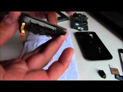 empfehlenswert [Anleitung] Samsung Galaxy Ace - Touchscreen/Glas wechseln | Deutsch/German 2014