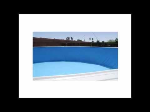 Above Ground Pool Installation Part 3