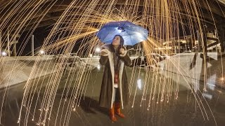 GoPro: Creating Fire Rain - A Steel Wool Experiment