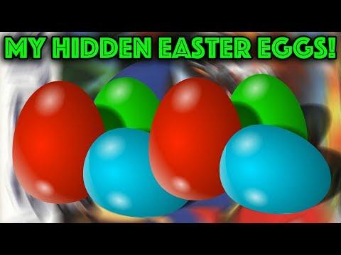 Christian Easter Eggs I've Hidden In My Games...