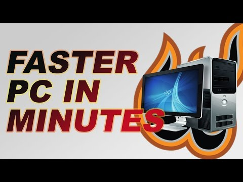 How To Make Your Computer Run Faster In Less Than 2 Min
