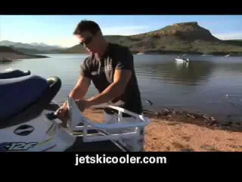jet ski cooler