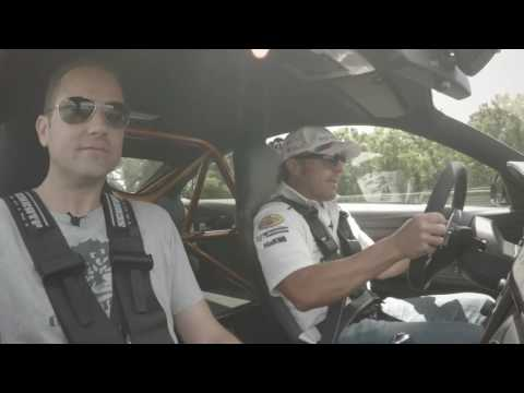 Ride Along with Bill Auberlen in the BMW M4 GTS