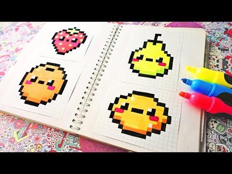 Sketchbook Pixel Art Handmade Pixel Art Pakvim Fastest