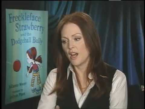 Actress Julianne Moore talks about her new book