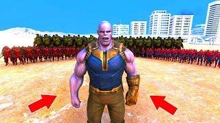 Download 10.000 SÜPER KAHRAMAN VS THANOS 😱 - Süper Kahramanlar Video