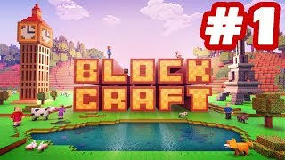 Block Craft 3D: Free Building Simulator Games Android Gameplay Part 1