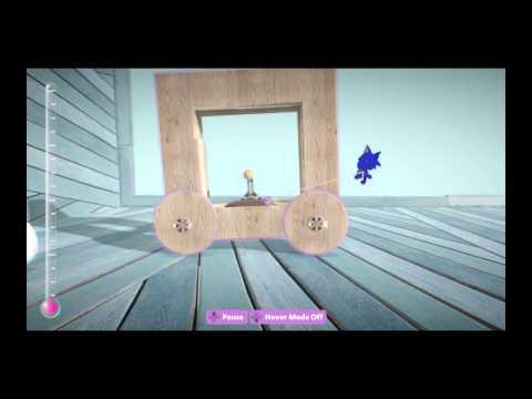 LittleBigPlanet  3: Create Tutorial: Car