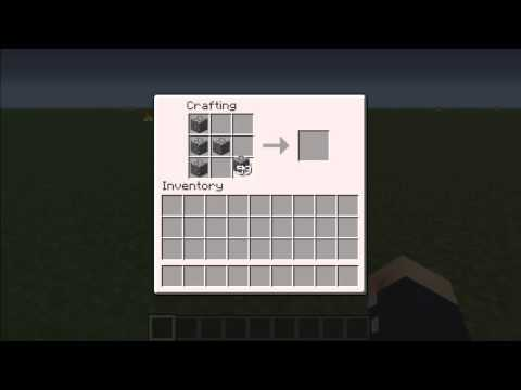 How to Make Cobblestone Stairs in Minecraft