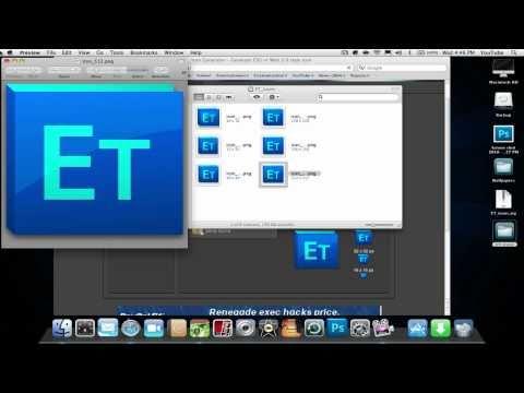 How To Make Adobe Photoshop CS5 Icons