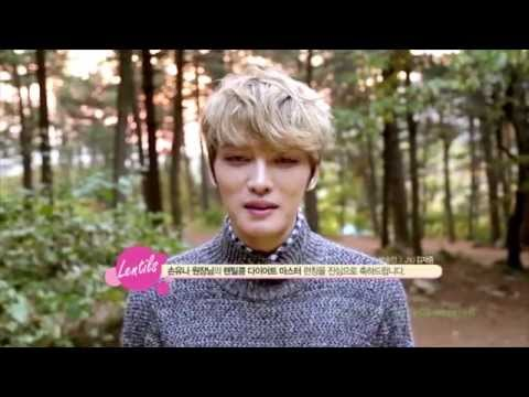 [1080p] #Jaejoong's Congratulatory Message to Son You Na Clinic