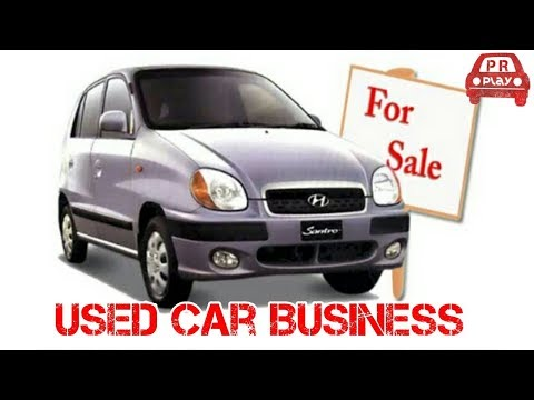 Second Hand Used Car Business