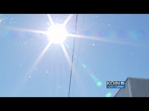 Six tips to stay cool during a heat wave